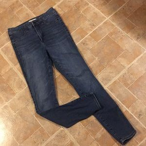 Abercrombie high waisted skinny jeans size women 2